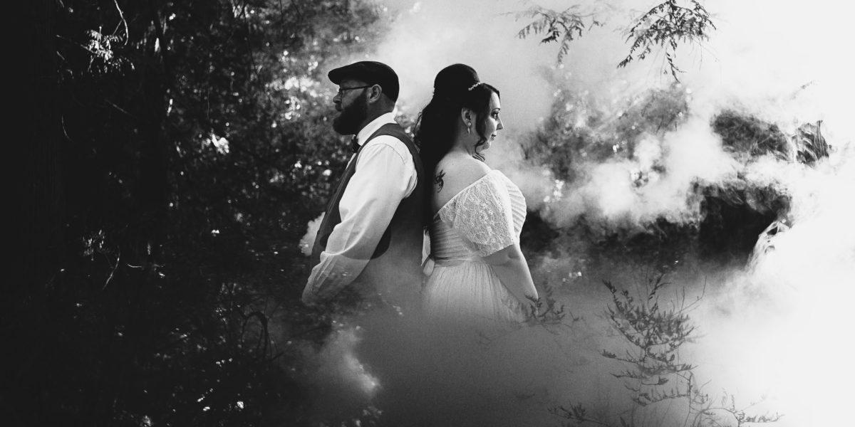 Maple Ridge Alternative Wedding - Jay & Rachel