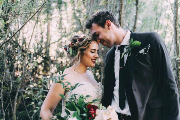 Backyard Vancouver Wedding - Andrew & Timessa