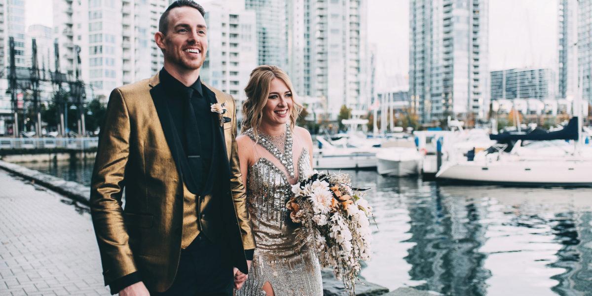 Yaletown Vancouver Wedding - Martin & Celina
