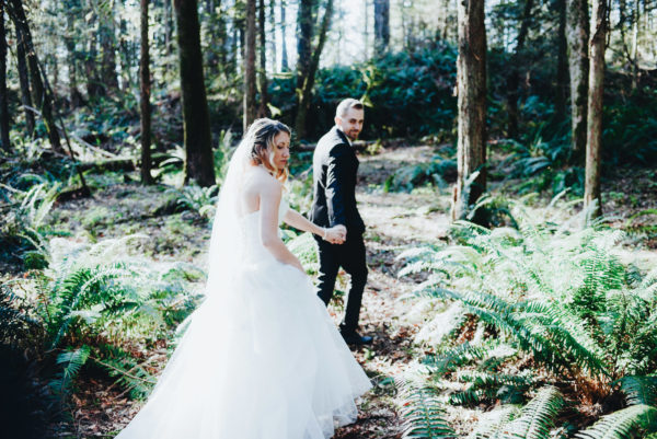 Minnekhada Lodge Wedding - Alex & Lexi