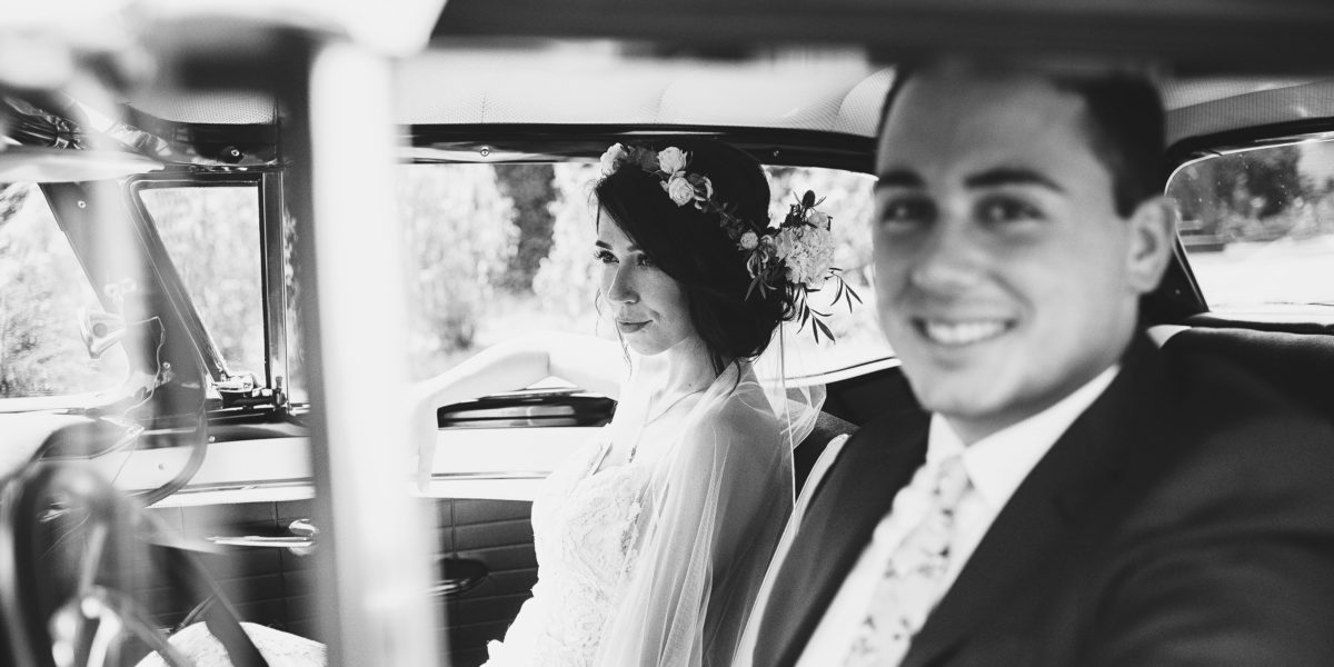 Fort Langley Wedding - Joshua & Roxanne