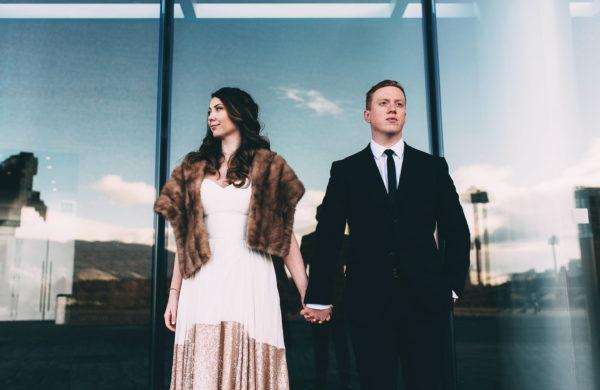 Lions Pub Vancouver Wedding - Peter & Jessica