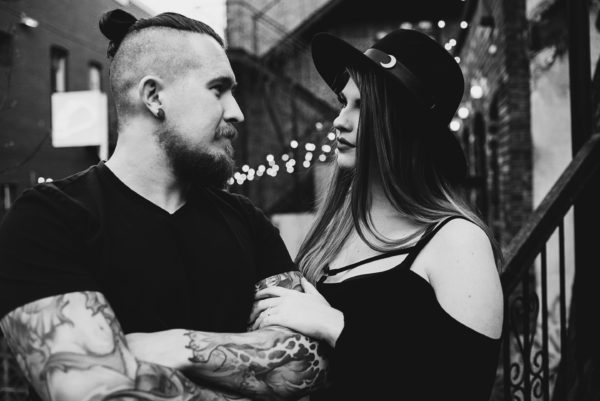 Gastown Vancouver Engagement - Erik & Jessie