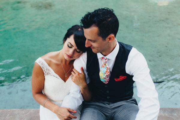 Ruby Lake Resort Wedding
